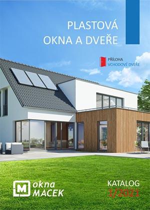 Katalog Okna Macek 2014, Liberec